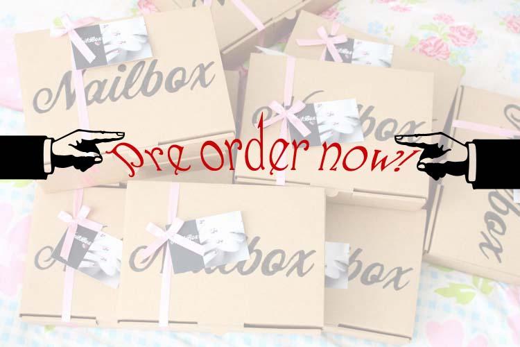 nailbox pre order