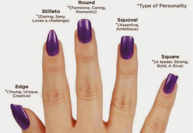 nail-shape