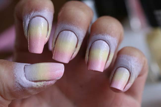 De verschillende technieken van nail art 3