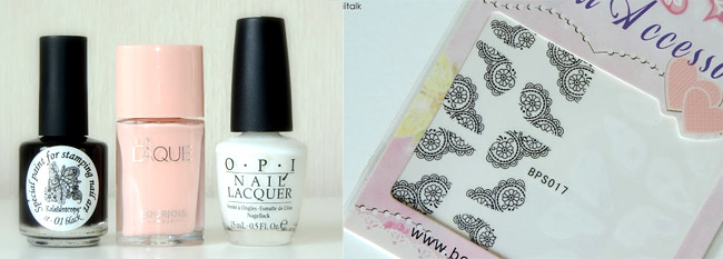 Nail Art Bourjois LaLaque Chair Et Tendre 2