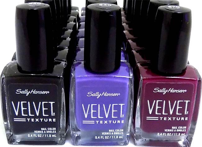 Sally Hansen Velvet Texture nagellak