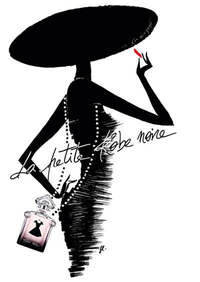 Guerlain La Petite Robe Noire Nagellak