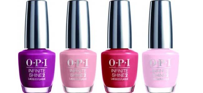 OPI Infinite Shine Spring 2016 3