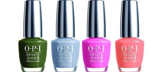 OPI Infinite Shine Spring 2016 4