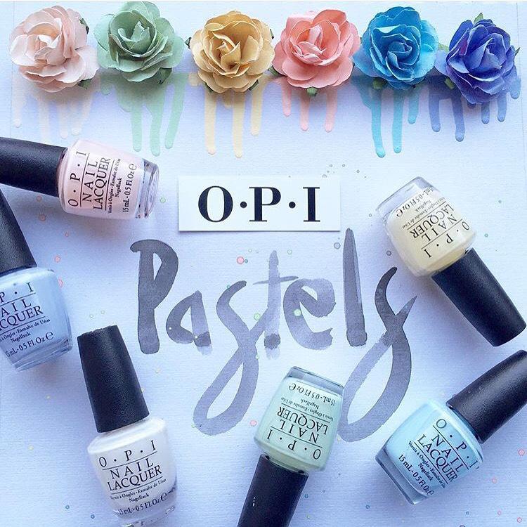 OPI Soft Shades 2016