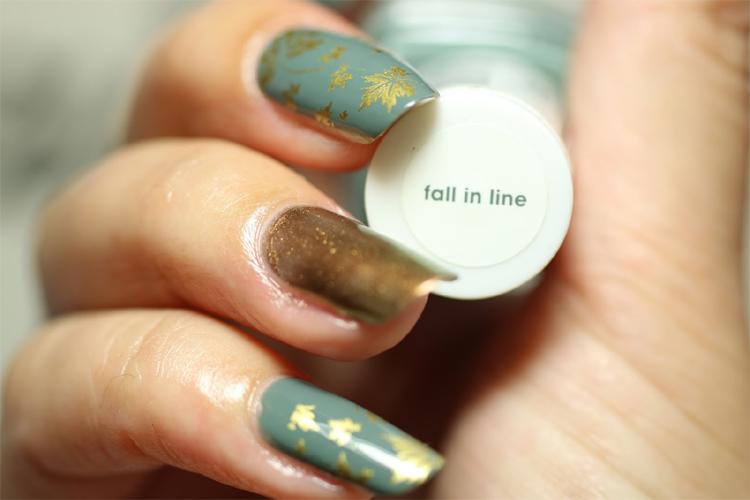 Nail Art Fall Is Coming Nailbox